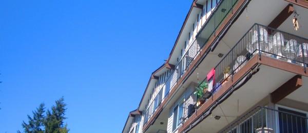 Corner House Apartments