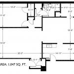 Roy Vue 1047 sq. ft.
