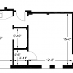 Roy Vue 585 sq. ft.